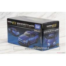 Takara Tomy - Tomica - Tomica PremiumRS Nissan Skyline GT-R V-SPECII Nur (Bayside Blue)