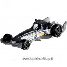 Hot Wheels - Nico Rosberg - F-Racer Diecast Car