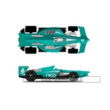 Hot Wheels - Nico Rosberg - Winning Formula Diecast Car