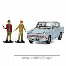 Corgi Harry Potter Flying Ford Anglia Die-Cast Car Model (Scale 1:43)