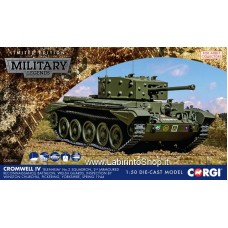 Corgi - Military Legends - 1/50 - Cromwell IV Die Cast Model kit