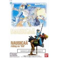 Bandai - Studio Ghibli - Nausica of the Valley of the Wind - Nausicaa Riding on KAI
