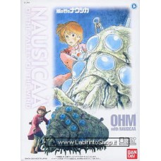 Bandai - Studio Ghibli - Nausica of the Valley of the Wind - OHM with Nausicaa
