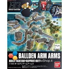Bandai - Hg Build Custom - Ballden Arm Arms HGBC Gundam Model Kits 1/144