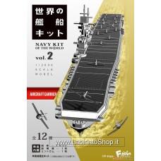 Navy Kit of the World 2 (Plastic model) 1/2000