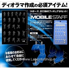 Wave 1/144 Mobile Staff