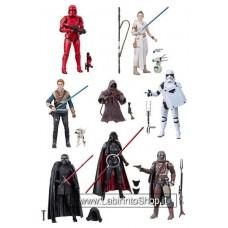 Star Wars Black Series Action Figures 6 Inch Assortment (8)