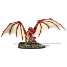 D&D Classic Red Dragon Miniature