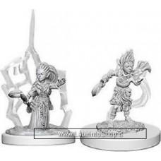 Dungeons & Dragons: Deep Cuts Unpainted Minis: Gnome Female Druid
