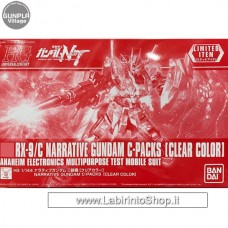 HG 1/144 Narrative Gundam Clear Color (Gundam Model Kits)