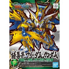 BB Zhuge Liang Freedom Gundam Plastic Model Kit