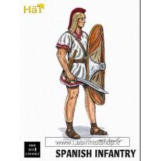 HAT HAT8019 - Hannibal's Carthaginians - Spanish Infantry 1/72