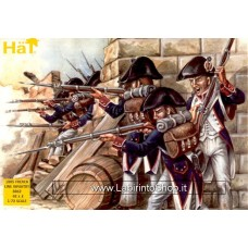 HAT HAT8062 1805 French Line Infantry 1/72
