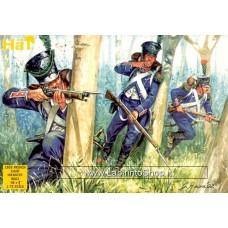 HAT HAT8063 1805 French Light Infantry 1/72