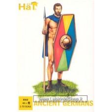 HAT HAT8068 Ancient Germans 1/72