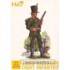 HAT HAT8073 1805 Russian Light Infantry 1/72