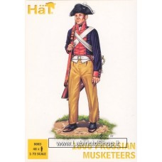 HAT HAT8083 1806 Prussian Musketeers 1/72