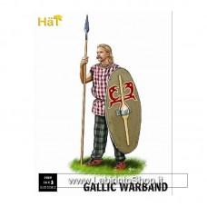 HAT HAT9089 Gallic Warband 1/32