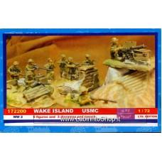 Bum 1/72 172200 Wake Island USMS