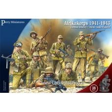 Perry Miniatures: German Infantry Afrikakorps 1941-1943 28mm