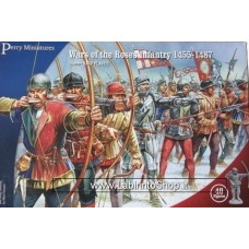 Perry Miniatures: War of Roses Infantry 1455-1487 28mm