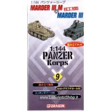 Dragon 1/144 Panzer Korps Marder III M + Marder III