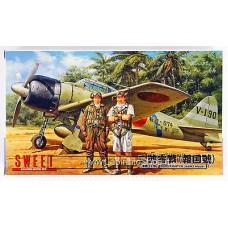 Sweet - Zero Fighter A6M3 Model 32 1/144