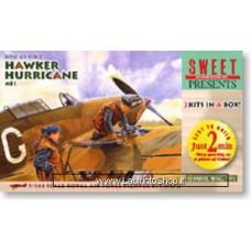 Sweet - Hurricane (Fabric Wing) (Plastic model)