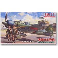 Sweet - Zero Fighter A6M5c Model 52c (Plastic model) 1/144