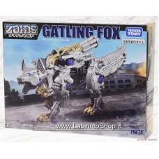 Takara Tomy - ZW34 Gatling Fox (Character Toy)