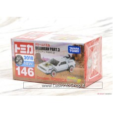 Takara Tomy - Dream Tomica No.146 De Lorean Part.3 (Tomica)