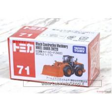 Takara Tomy - No.071 Hitachi Construction Machinery Wheel ZW220