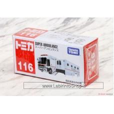 Takara Tomy - No.116 Super Ambulance