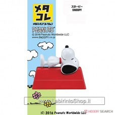 Takara Tomy - Metal Figure Collection Snoopy (Completed)