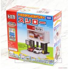 Takara Tomy - Tomica Town Build City Sushiro (Tomica)