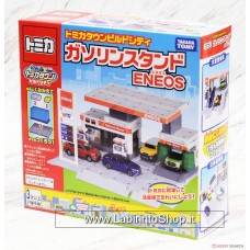 Takara Tomy - Tomica Town Build City Gas station (Eneos) (Tomica)