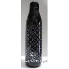Quy Cup Zero - Bottiglia Termica - Black and White