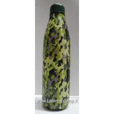Quy Cup Zero - Bottiglia Termica - Camouflage