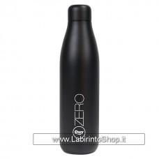 Quy Cup Zero - Bottiglia Termica - Black