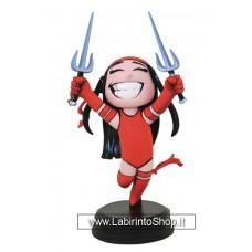Marvel Animated Statue Elektra 13 cm