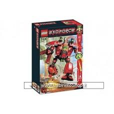 Lego - Exoforce - 7701 - Takeshi - Usato