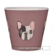 Quycoffe Bambu Tazzina Caffe' Dog 01