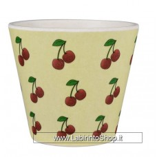 Quycoffe Bambu Tazzina Caffe' Cherries