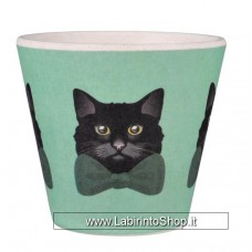 Quycoffe Bambu Tazzina Caffe' Cat 02