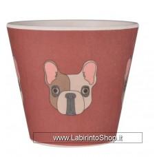 Quycoffe Bambu Tazzina Caffe' Dog 02