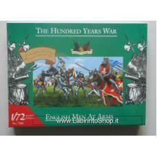 Imex 1/72 scale Accurate models The Hundred Years War English men At Arms