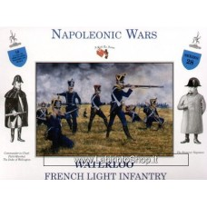 A Call to Arms French Light Infantry Waterloo 1/32