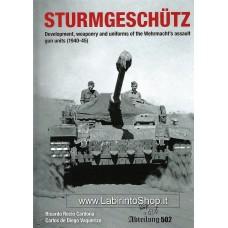 Abteilung 502 - Sturmgeschütz (EN)