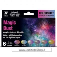 Colorshift Set - Magic Dust (6x 17ml)