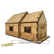 TTCombat Fantasy Realms - Village House A 28 - 32 mm